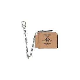 ディースクエアード DSQUARED2 メンズ 財布 【wallet】Beige