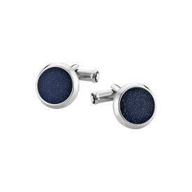 モンブラン MONTBLANC メンズ カフス・カフリンクス 【cufflinks in stainless steel】Silver