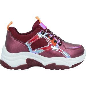セクシーウーマン SEXY WOMAN レディース スニーカー シューズ・靴【Sneaker】Maroon