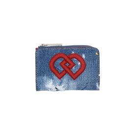 ディースクエアード DSQUARED2 レディース 財布 【wallet】Blue