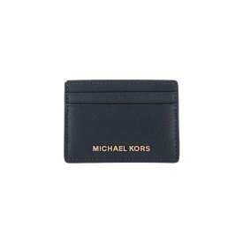 マイケル コース MICHAEL MICHAEL KORS レディース カードケース・名刺入れ 【document holder】Dark blue