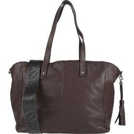 ティンバーランド TIMBERLAND レディース ハンドバッグ バッグ【handbag】Dark brown
