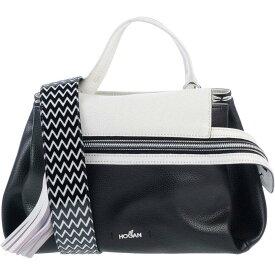 ホーガン HOGAN レディース ハンドバッグ バッグ【handbag】Black