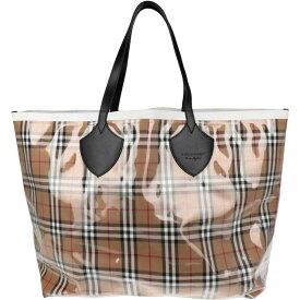 バーバリー BURBERRY レディース ボストンバッグ・ダッフルバッグ バッグ【travel & duffel bag】Beige
