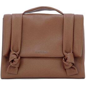 """オルチアーニ Orciani レディース バッグ ハンドバッグ【""""Micron"""" handle bag】Brown"""