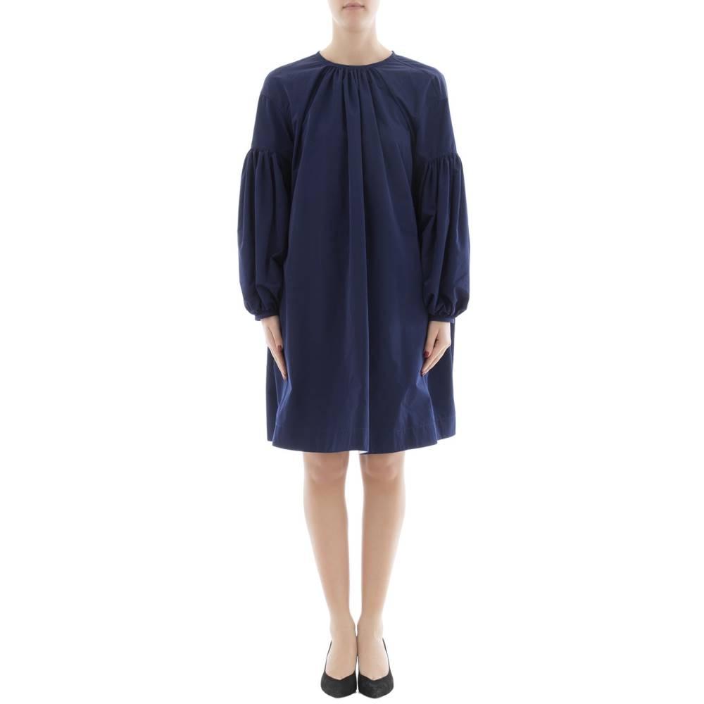 カルバンクライン レディース ワンピース・ドレス ワンピース【Blue polyester dress】Blue