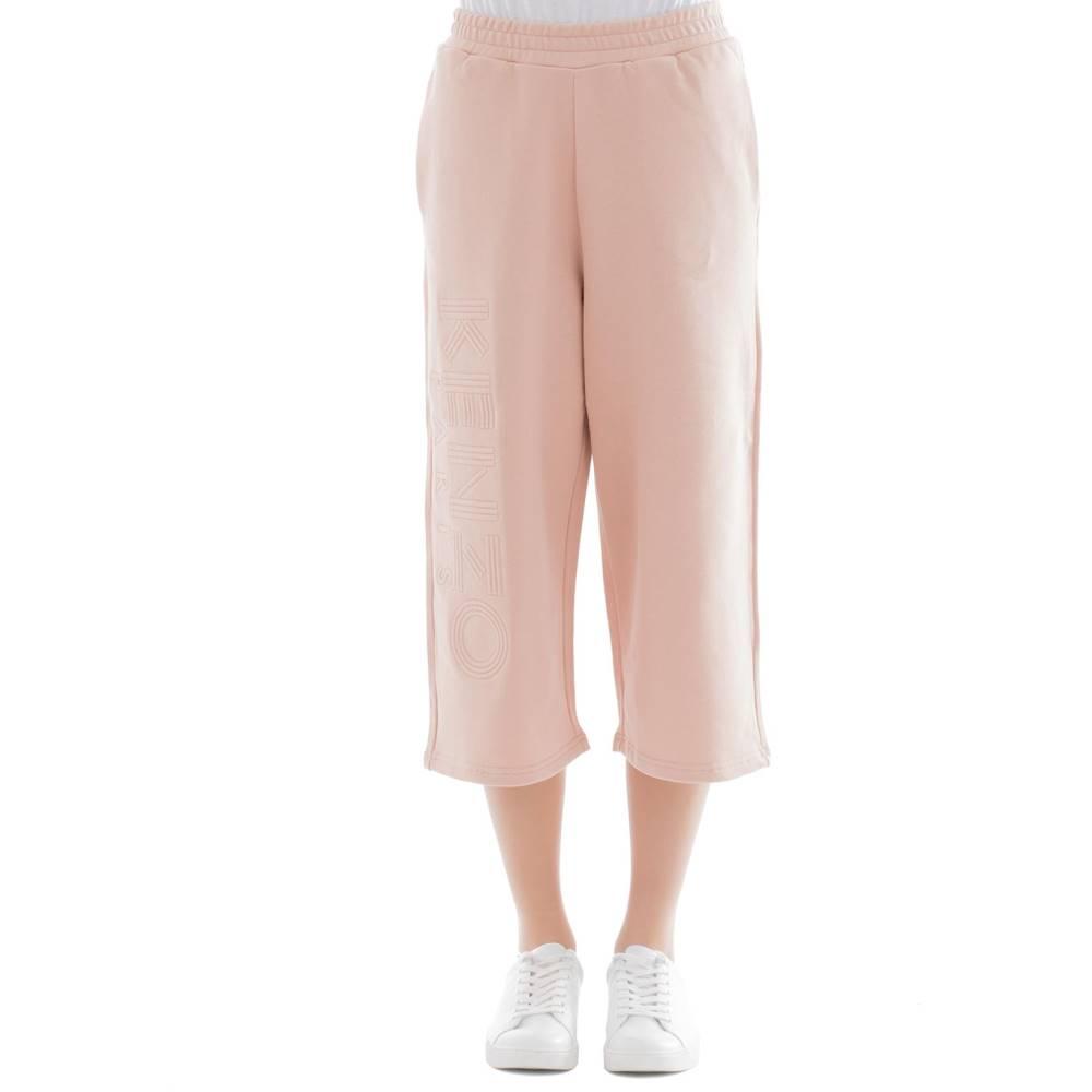 ケンゾー レディース ボトムス・パンツ【Pink cotton pants】Pink