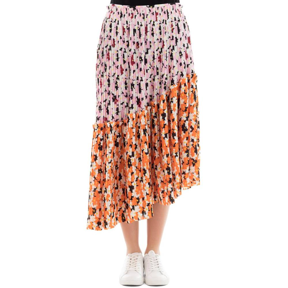 ケンゾー レディース スカート【Multicolor fabric skirt】Multicolor