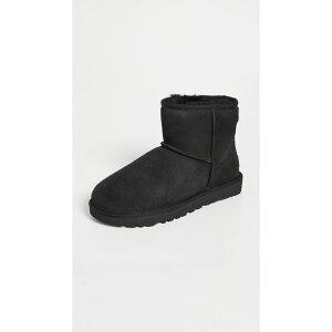 アグ UGG レディース ブーツ シューズ・靴【W Classic Mini II Boots】Black