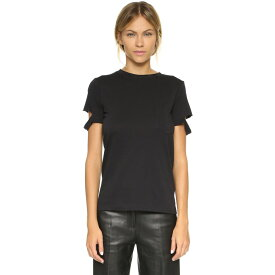 ヘルムート ラング Helmut Lang レディース トップス Tシャツ【Pocket Tee】Black