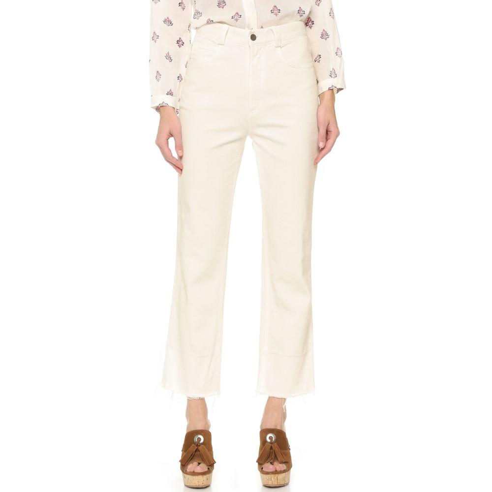 レイチェルコーニー Rachel Comey レディース ボトムス ジーンズ【Slim Legion Jeans】Dirty White