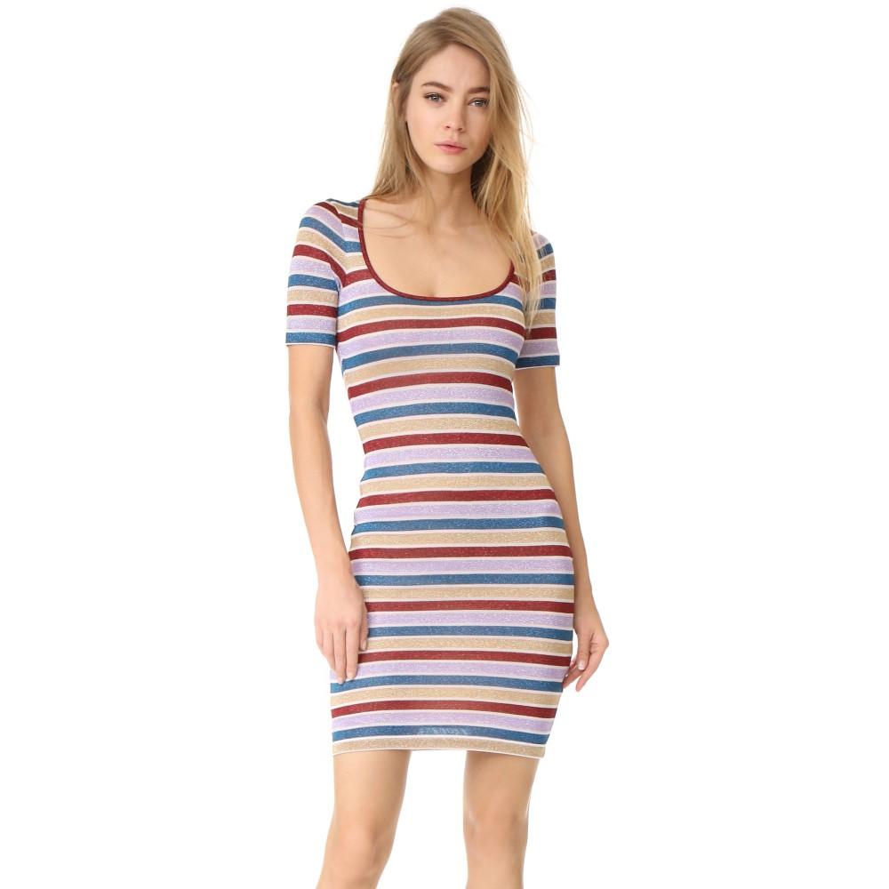 ディースクエアード DSQUARED2 レディース トップス ワンピース【Short Sleeve Dress】Mix Colours