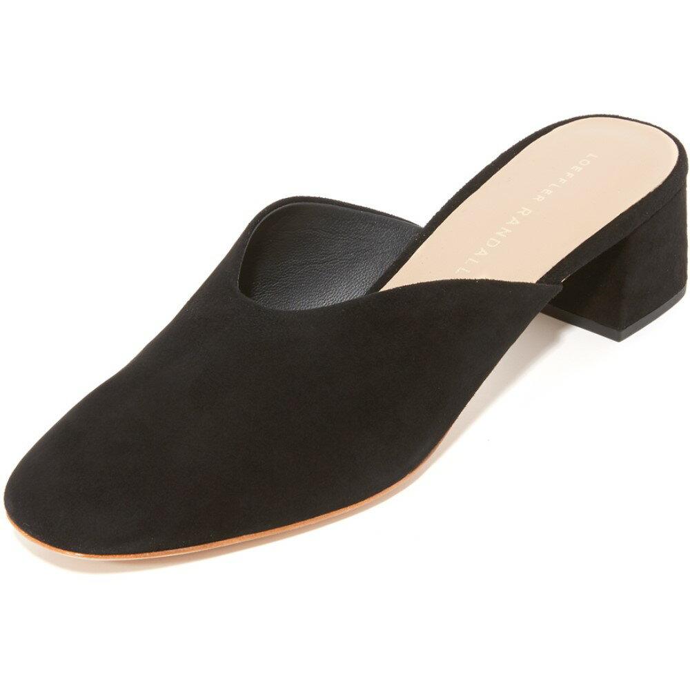 ロフラーランダル Loeffler Randall レディース シューズ・靴 パンプス【Lulu Mules】Black