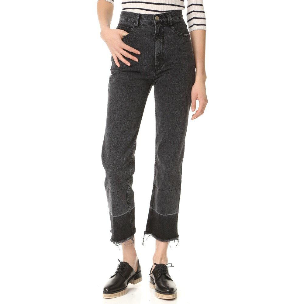 レイチェルコーニー Rachel Comey レディース ボトムス カジュアルパンツ【Slim Legion Pants】Washed Black