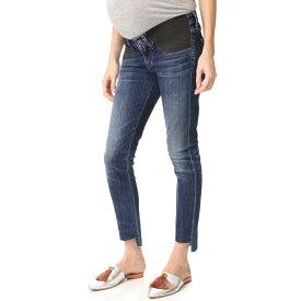 シチズンズ オブ ヒューマニティ Citizens of Humanity レディース ボトムス ジーンズ【Maternity Racer High Low Jeans】Patina