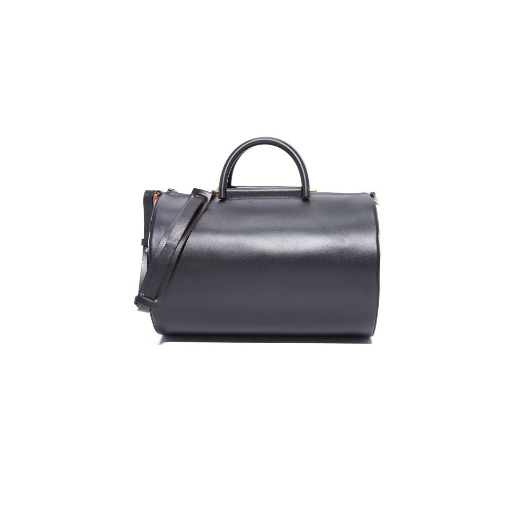 ビルディング ブロック Building Block レディース バッグ ダッフルバッグ【Cylinder Duffel Bag】Black