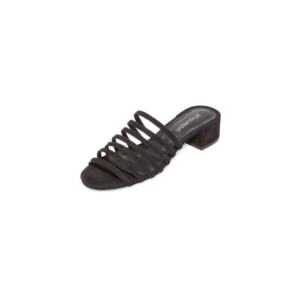 ジェフリーキャンベル Jeffrey Campbell レディース シューズ・靴 サンダル【Cecil Suede Sandals】Black