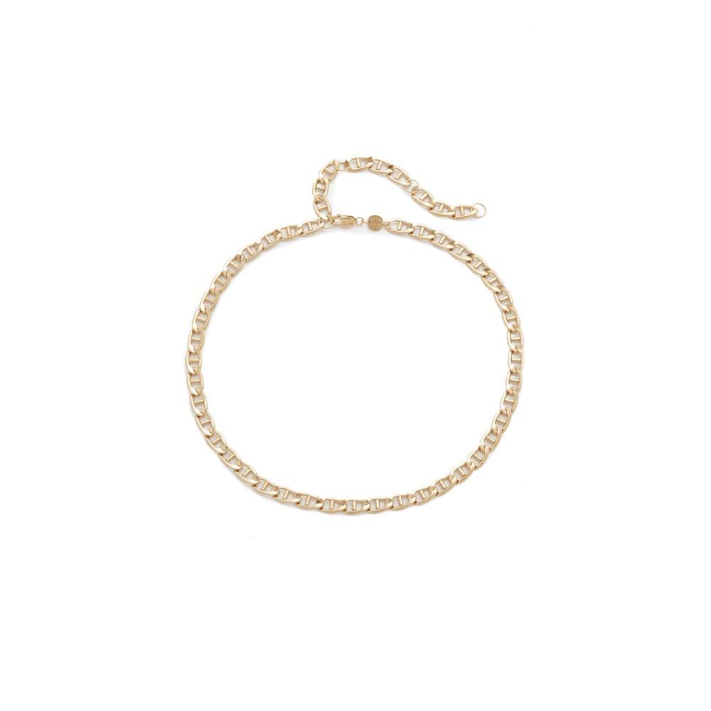 ジェニファーズーナー Jennifer Zeuner Jewelry レディース アクセサリー ネックレス【Jayne Chain Choker Necklace】Gold