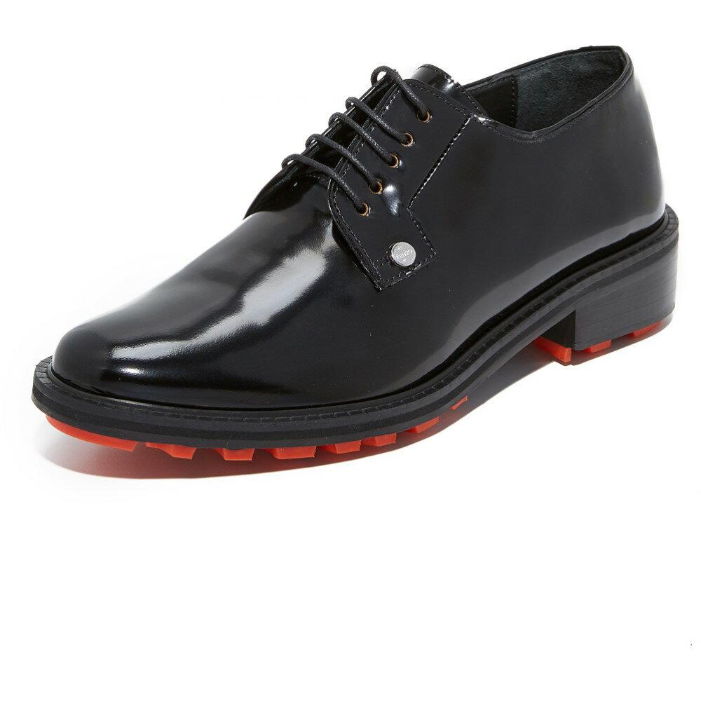 ケンゾー KENZO レディース シューズ・靴 フラット【Gorgia Brogue Oxfords】Black