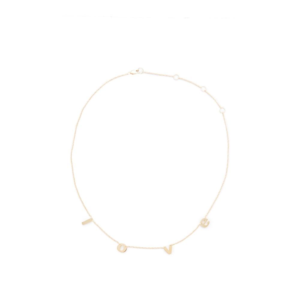 ジェニファーズーナー Jennifer Zeuner Jewelry レディース アクセサリー ネックレス【Parker Necklace】Gold