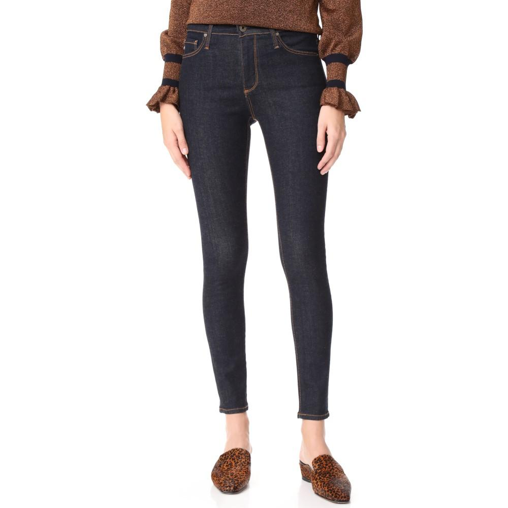 エージー レディース ボトムス・パンツ ジーンズ・デニム【The Farrah Ankle Skinny Jeans】Indigo Autumn