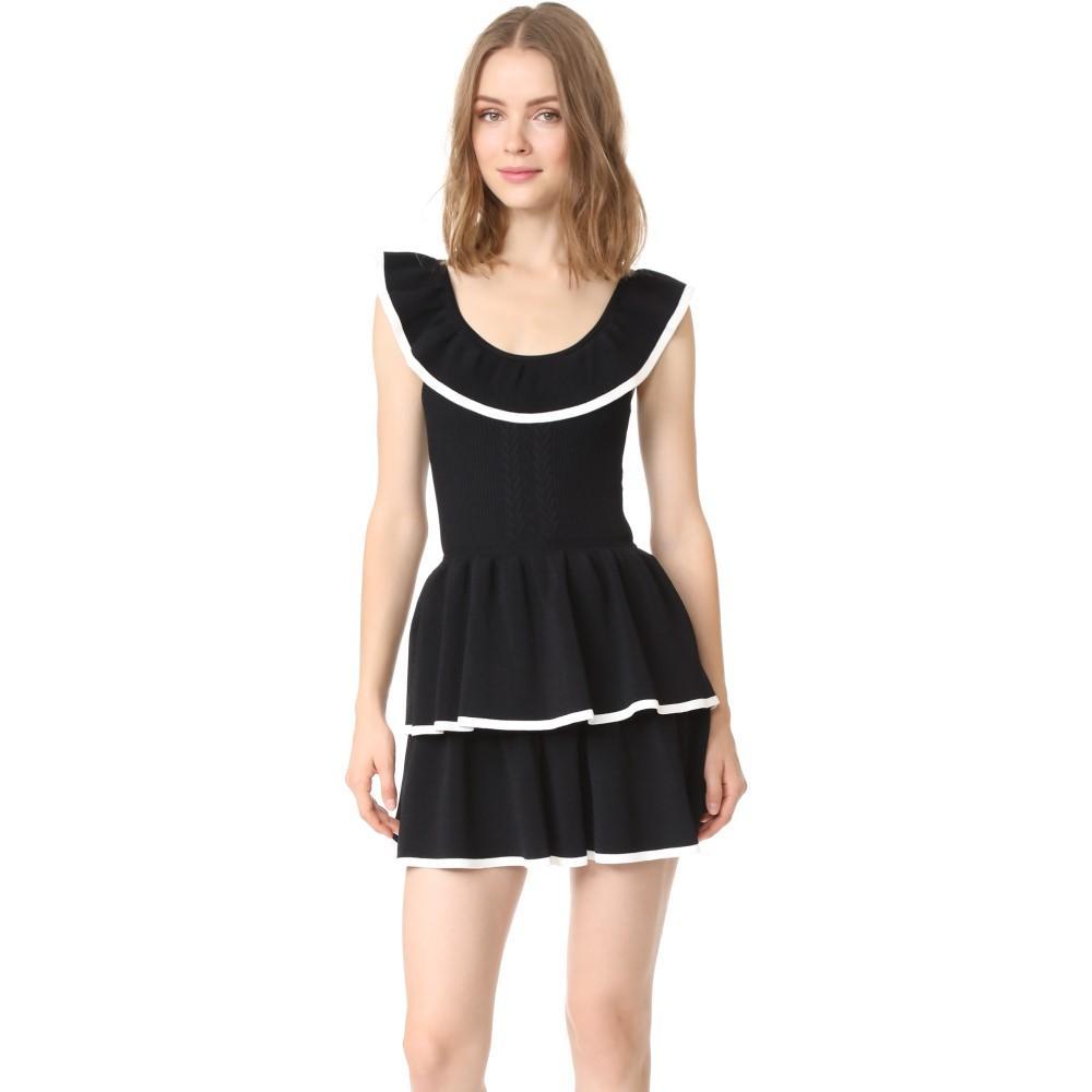 アリスマッコール レディース ワンピース・ドレス ワンピース【Kiss It Better Dress】Black