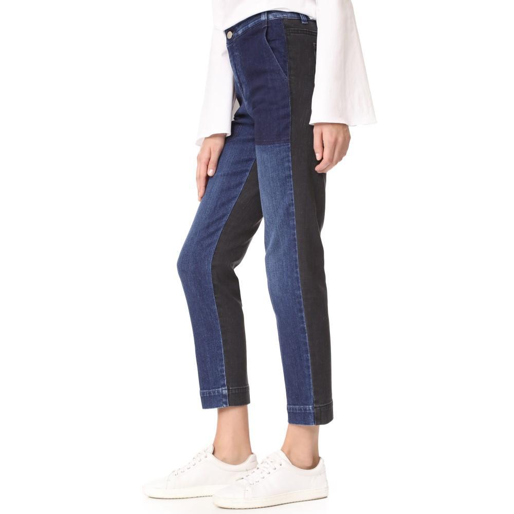 ステラ マッカートニー レディース ボトムス・パンツ ジーンズ・デニム【Trouser Jeans】Dark Blue