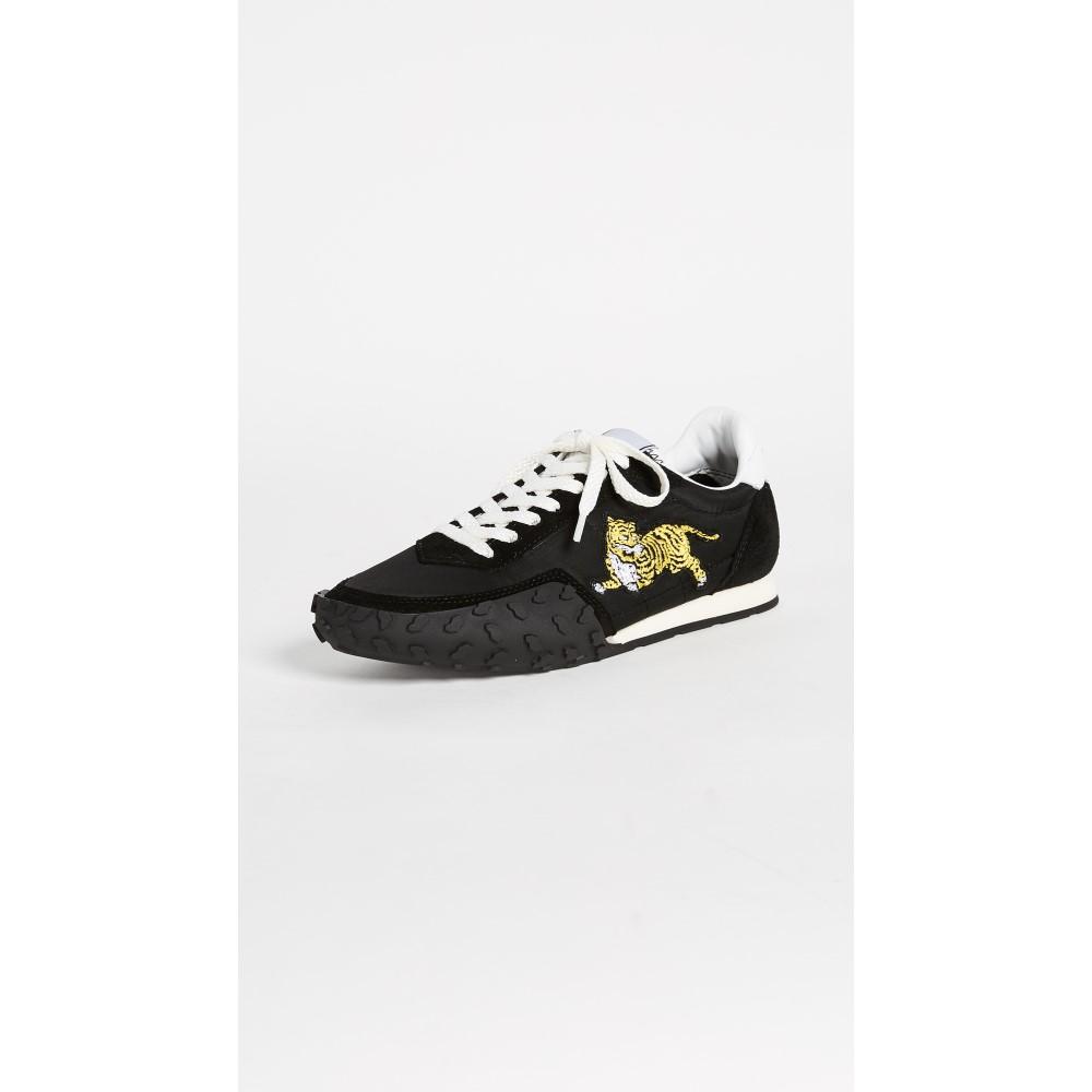 ケンゾー レディース シューズ・靴 スニーカー【K-Run Memento Sneakers】Black