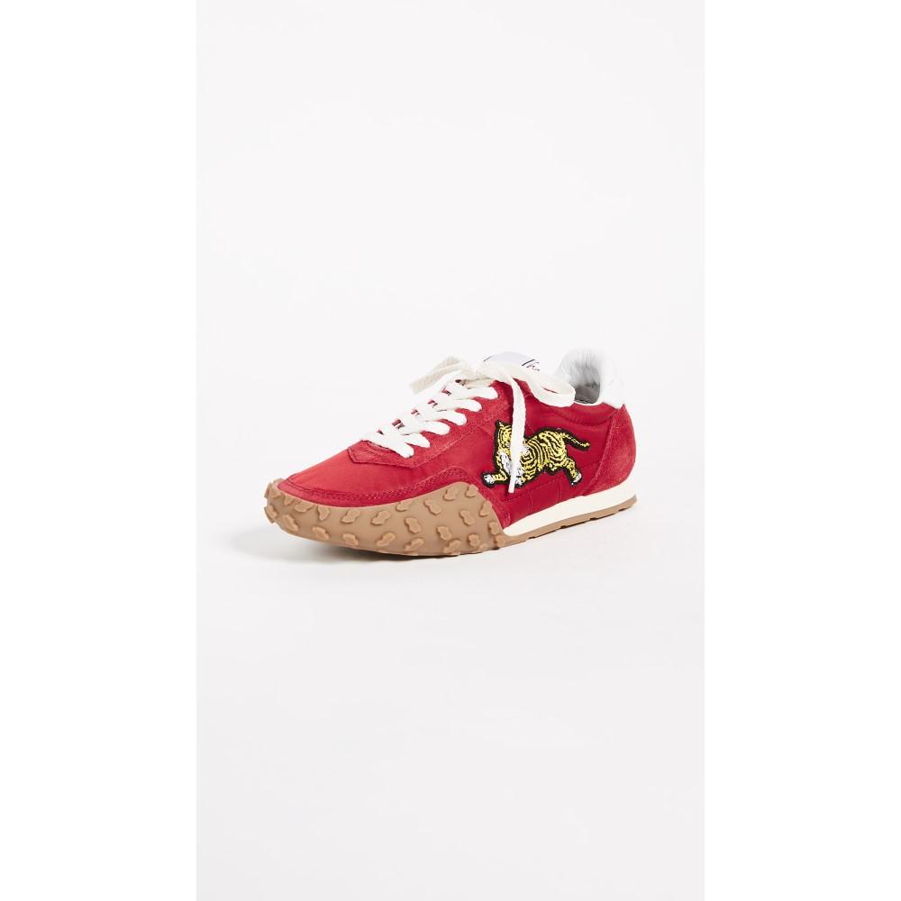 ケンゾー レディース シューズ・靴 スニーカー【K-Run Memento Sneakers】Medium Red