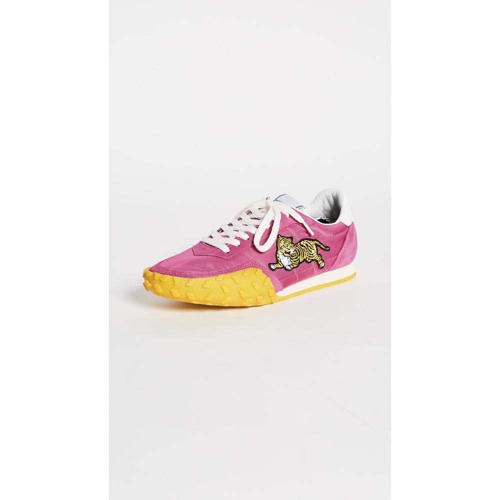 ケンゾー レディース シューズ・靴 スニーカー【K-Run Memento Sneakers】Fuchsia