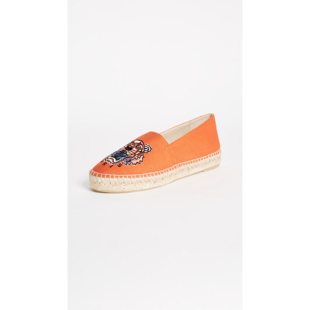 ケンゾー レディース シューズ・靴 エスパドリーユ【Classic Espadrilles】Mid Orange