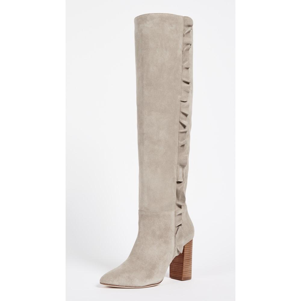 ジョア レディース シューズ・靴 ブーツ【Laisha Boots】Pale Grey