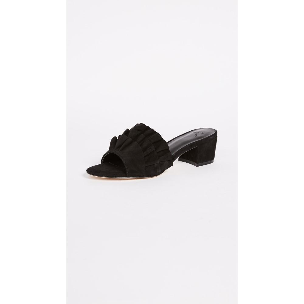 ジョア レディース シューズ・靴 サンダル・ミュール【Mai Mules】Black