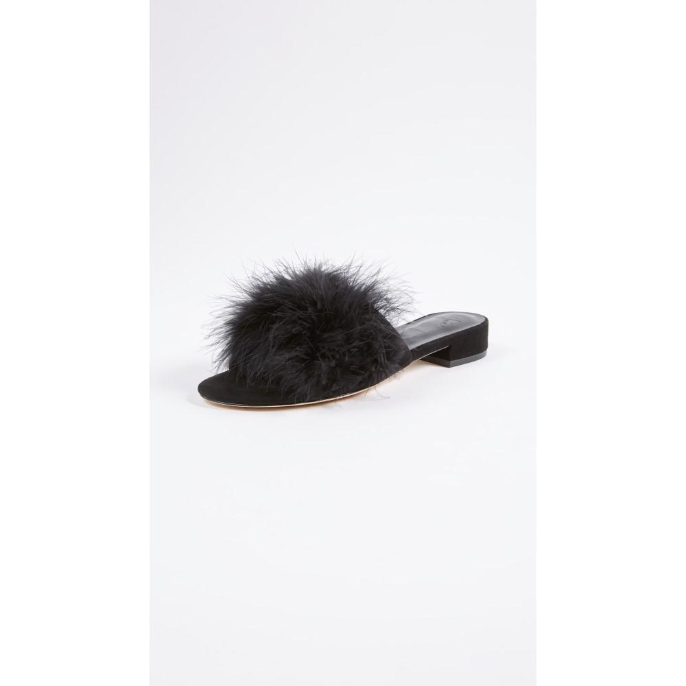 ジョア レディース シューズ・靴 サンダル・ミュール【Mani Slides】Black