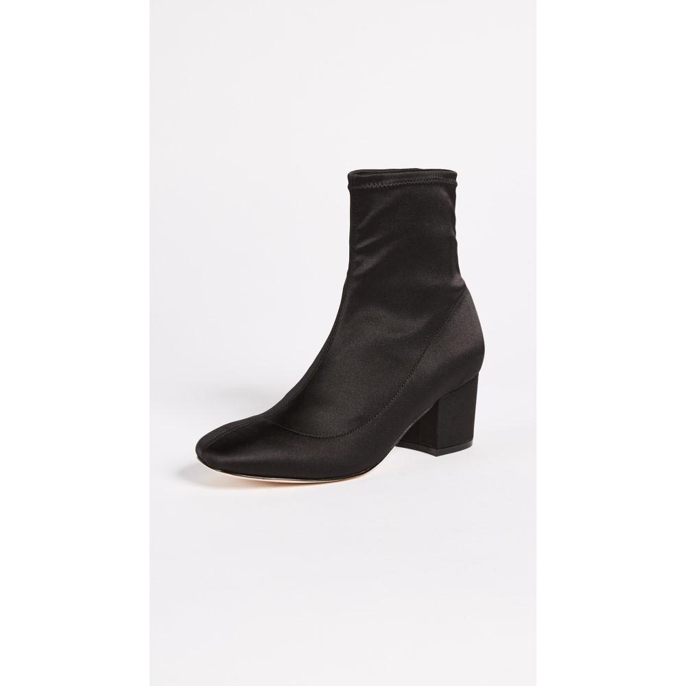 ジョア レディース シューズ・靴 ブーツ【Yvettia Booties】Black