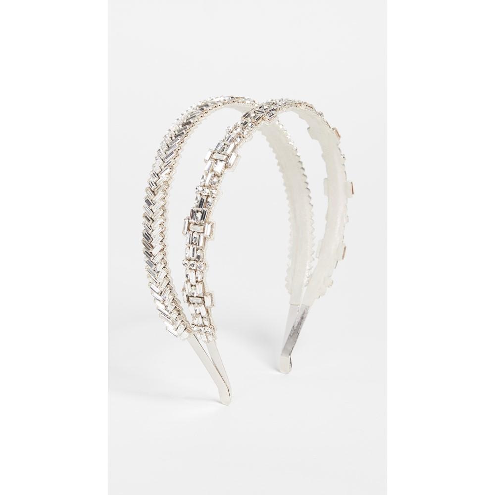 ディーパグルナニ レディース ヘアアクセサリー【Lisette Headband】Silver