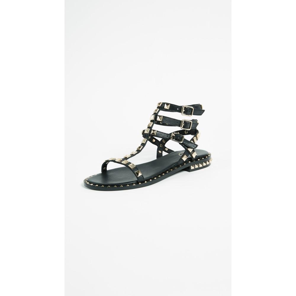 アッシュ レディース シューズ・靴 サンダル・ミュール【Poison Sandals】Black
