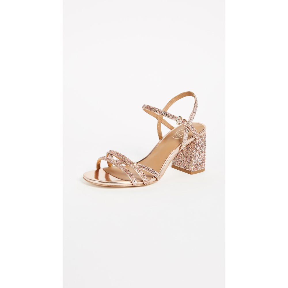 アッシュ レディース シューズ・靴 サンダル・ミュール【Sparkle Sandals】Blush/Rose Gold