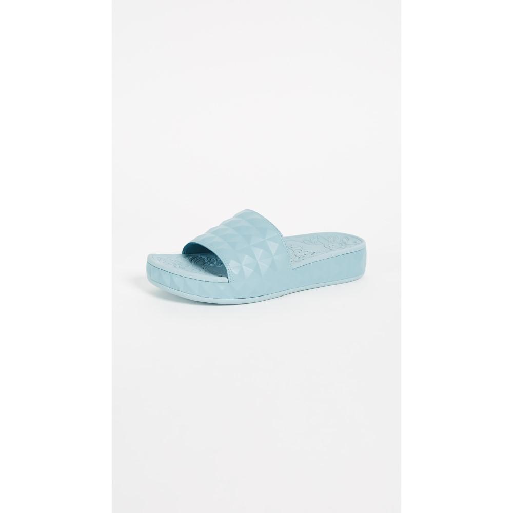 アッシュ レディース シューズ・靴 サンダル・ミュール【Splash Slides】Ice Blue