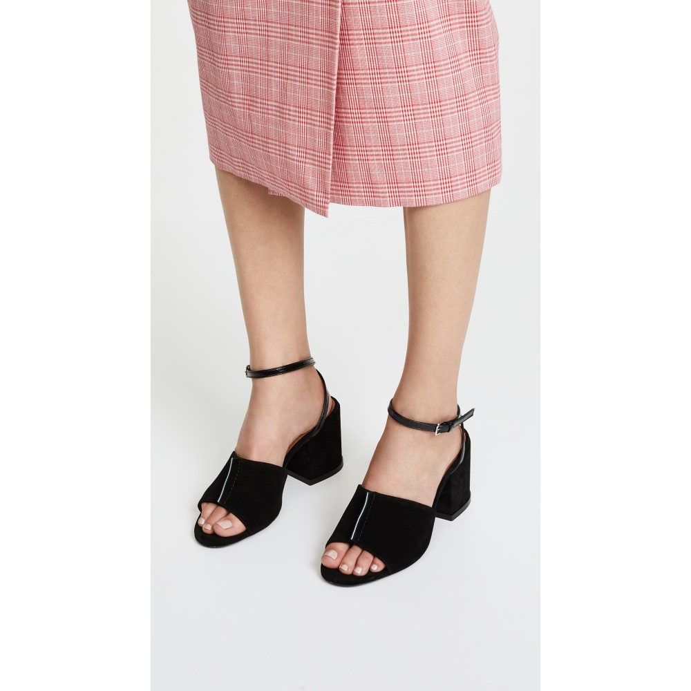 ケンゾー レディース シューズ・靴 サンダル・ミュール【Daria Sandals】Black