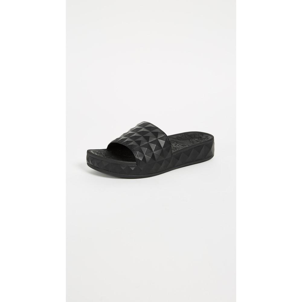 アッシュ レディース シューズ・靴 サンダル・ミュール【Splash Slides】Black
