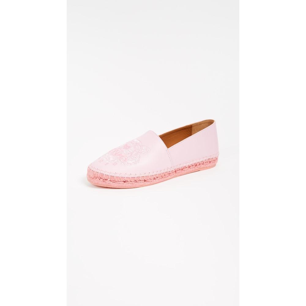 ケンゾー レディース シューズ・靴 エスパドリーユ【Classic Tiger Espadrilles】Flamingo Pink