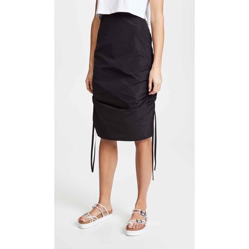 ケンゾー レディース スカート ひざ丈スカート【Midi Pencil Skirt】Black