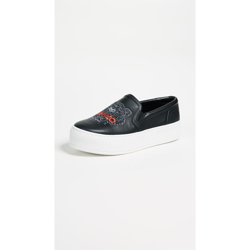 ケンゾー レディース シューズ・靴 スニーカー【New K-Py Sneakers】Black