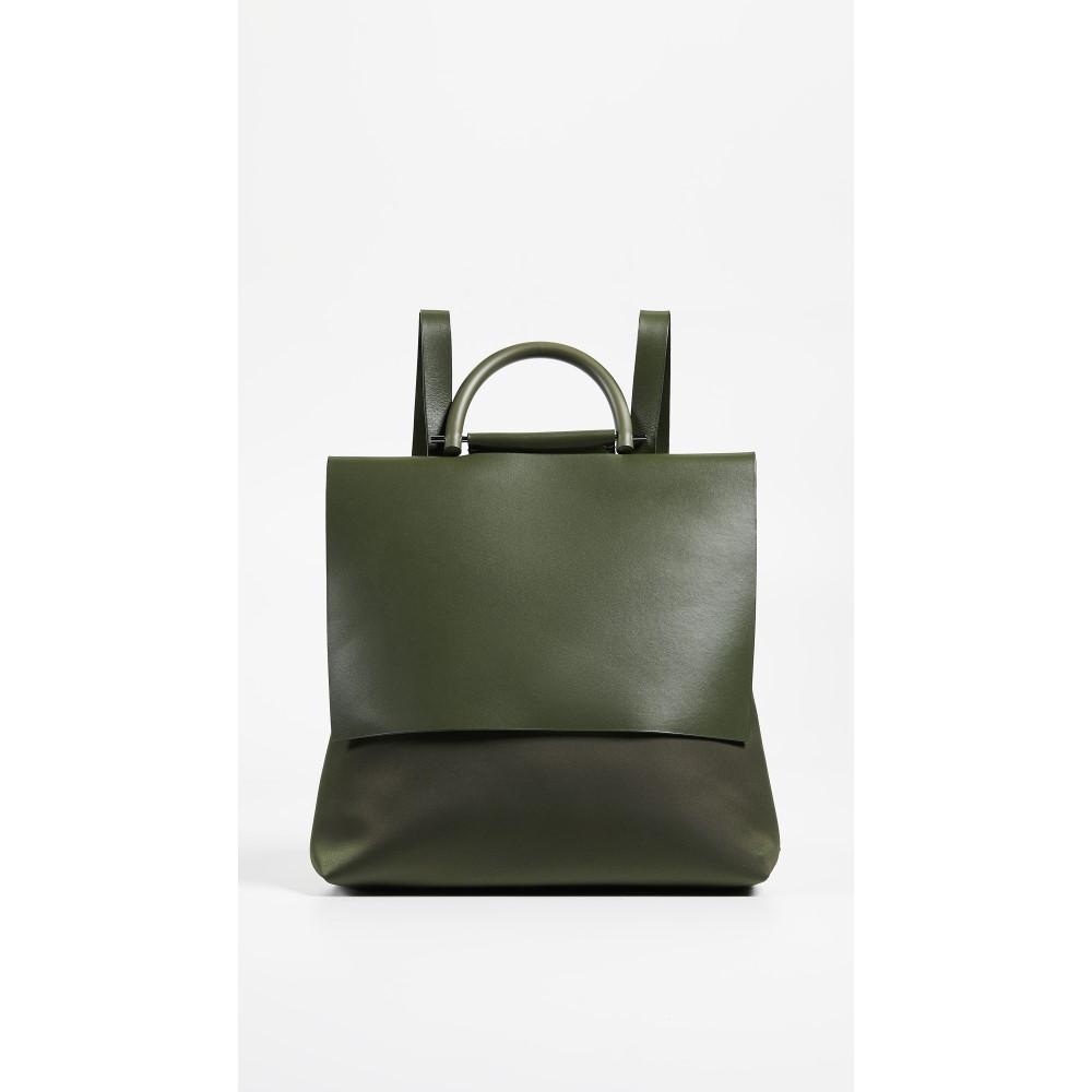 ビルディング ブロック レディース バッグ バックパック・リュック【Mini Rucksack】Kombu Green
