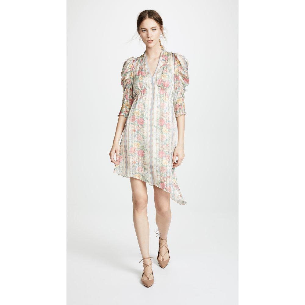 アナスイ レディース ワンピース・ドレス ワンピース【Whisper Rose Dress】Antique Multi