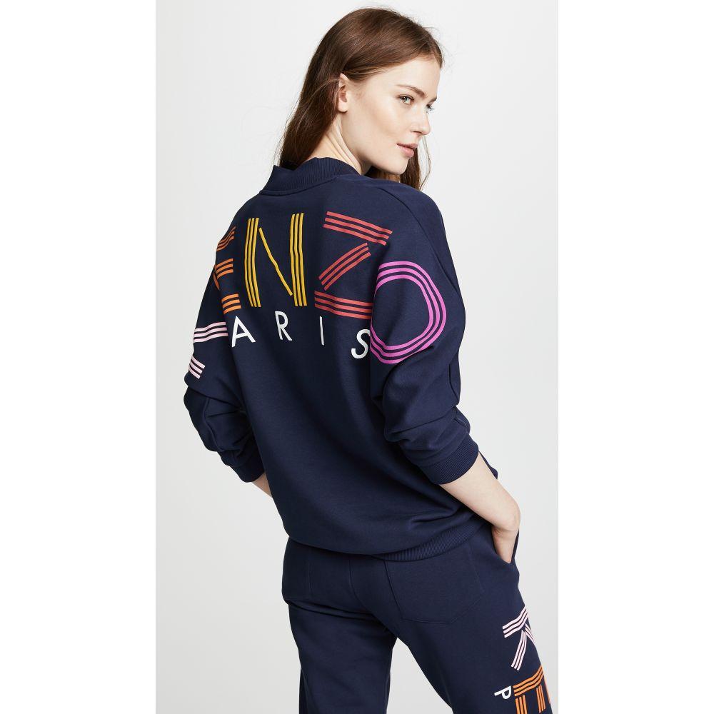 ケンゾー レディース トップス【Kenzo Sport Pullover】Navy