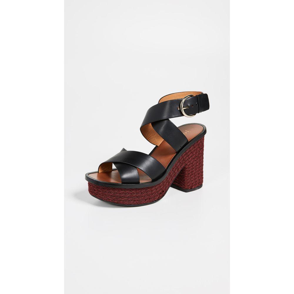 ジョア レディース シューズ・靴 サンダル・ミュール【Tanglee Sandals】Black