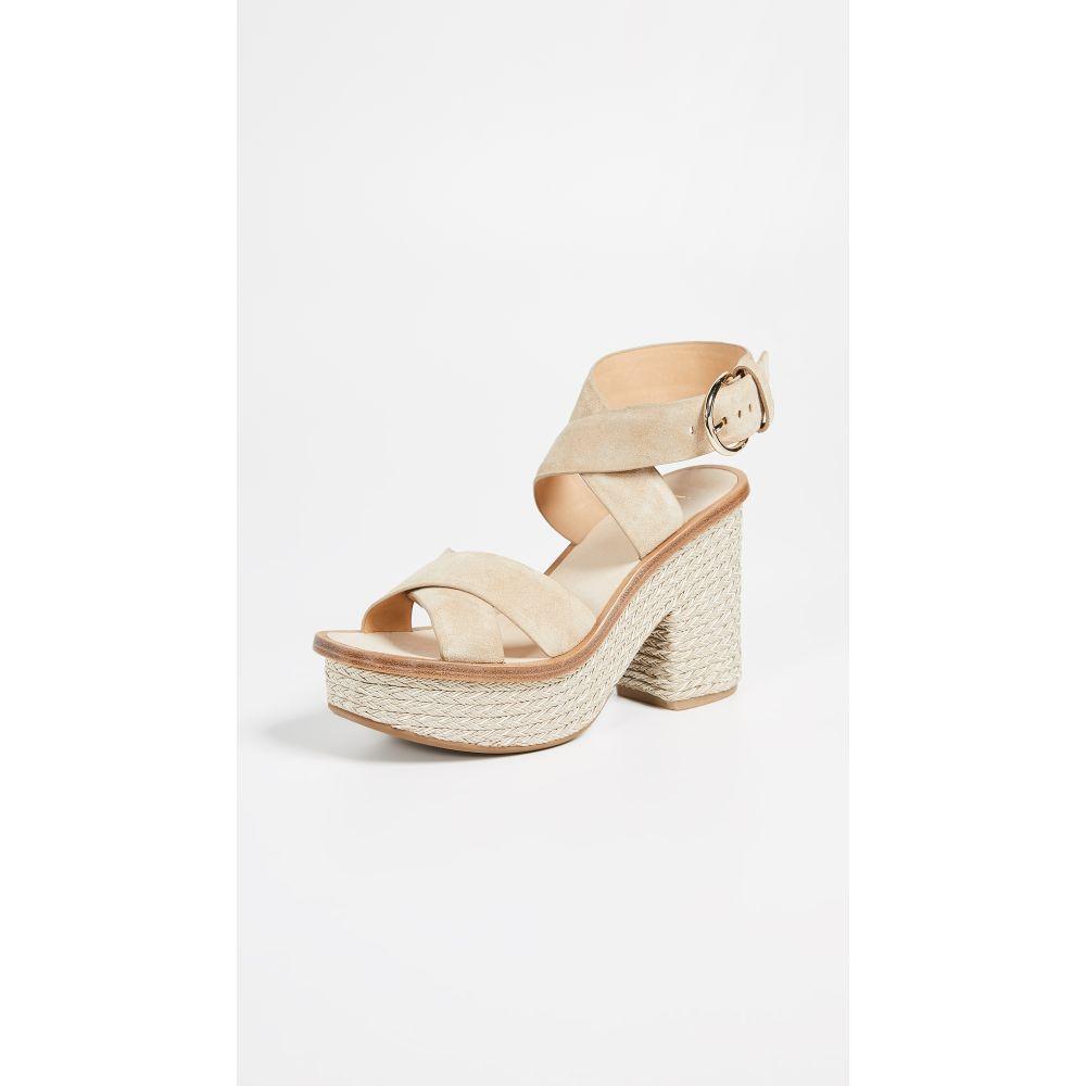 ジョア レディース シューズ・靴 サンダル・ミュール【Tanglee Platform Sandals】Sand