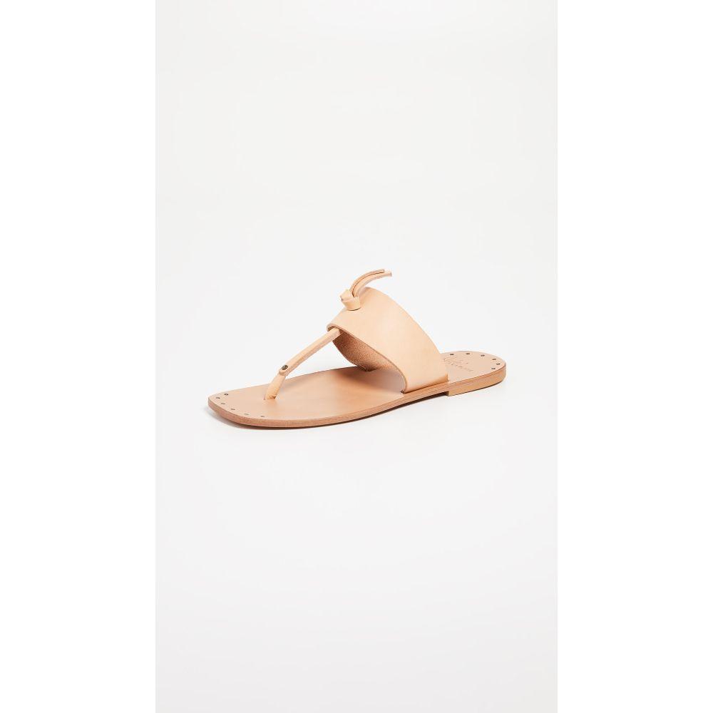 ジョア レディース シューズ・靴 サンダル・ミュール【Baeli Sandals】Natural
